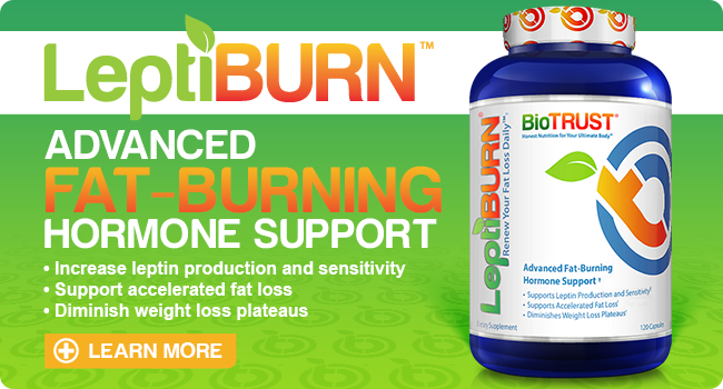 Advanced Fat-Burning Hormone Support
