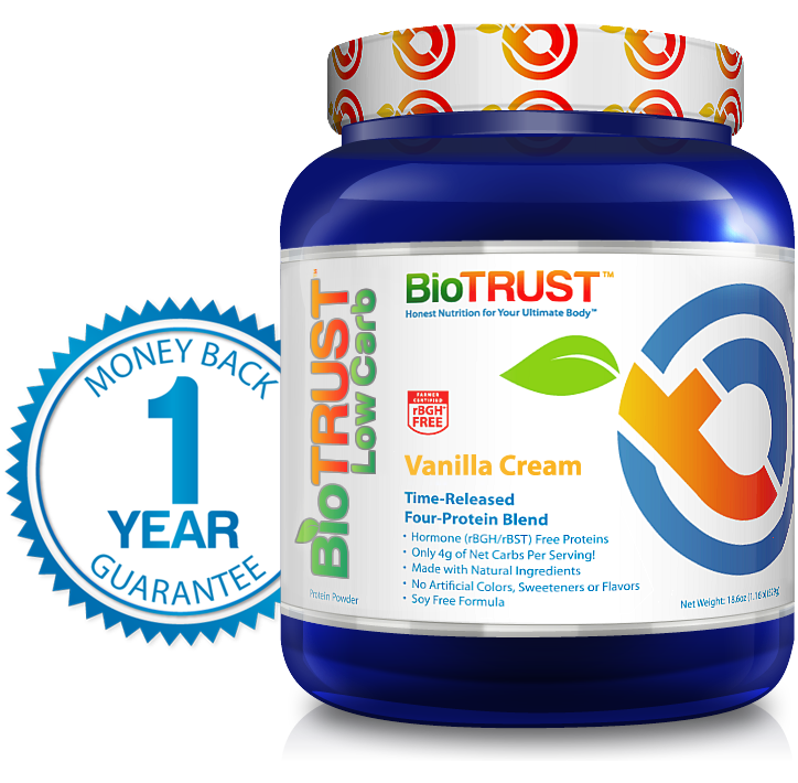 BioTRUST Low Carb Protein Blend