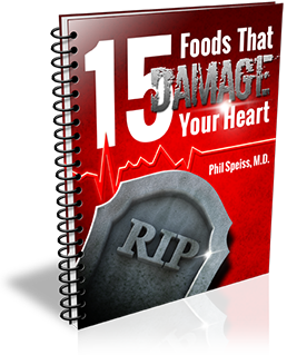15 Foods That Damage Your Heart Report