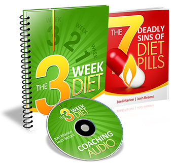 The 3 Week Diet and Bonuses