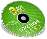 The 3 Week Diet Coaching Audio MP3