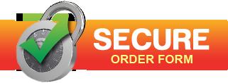 Secure Order Form