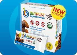 Organic Protein Bars